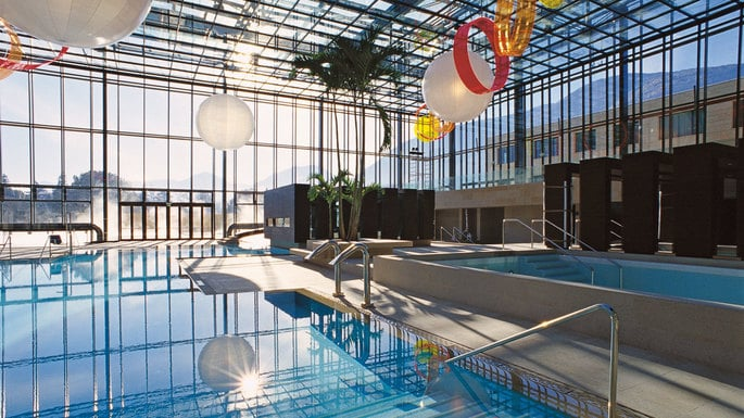 The Therme Merano